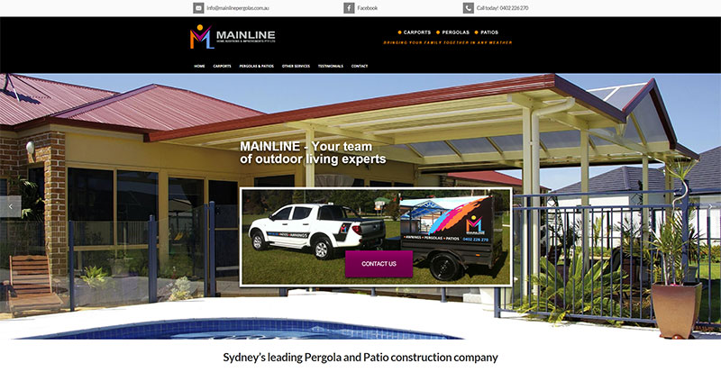 Mainline Website